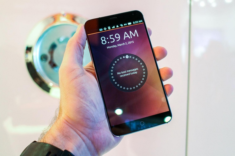 Meizu's MX4 sheds its Android skin for Ubuntu on June 25.